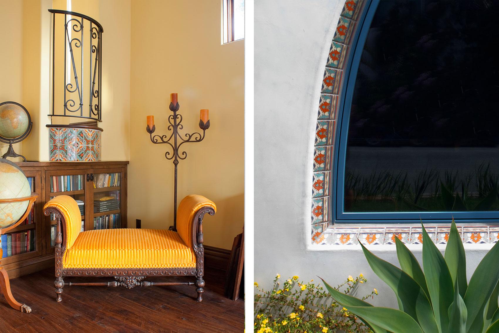 Shoemaker Residence | Native Tile & Ceramics